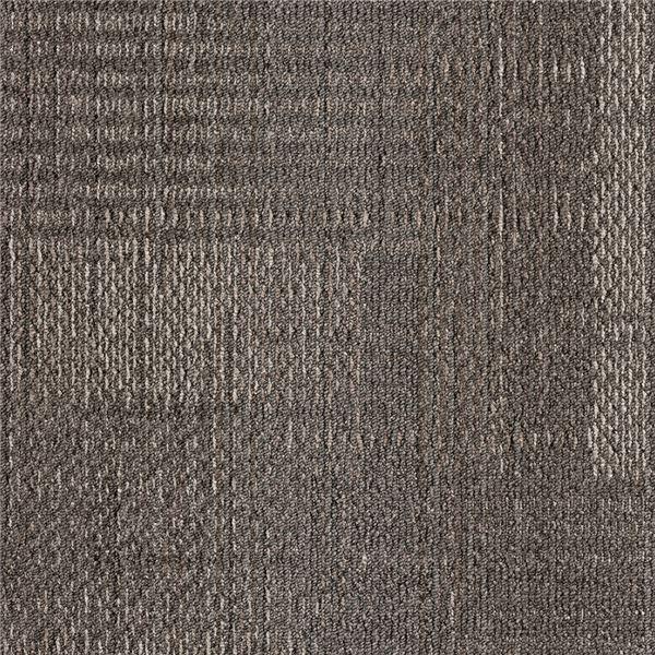 防炎性 制電性 撥水性に優れた日本製タイルカーペット 業務用 店 タイルカーペット ID-1322 50cm×50cm 16枚セット 送料込 代引不可 スミノエ 防炎 別倉庫からの配送 ECOS 制電効果 日本製