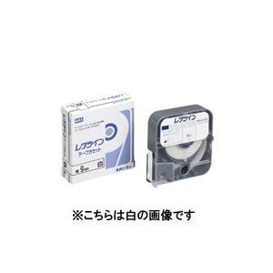 (業務用70セット) マックス レタツインテープ LM-TP309T 透明 9mm×8m 送料込!