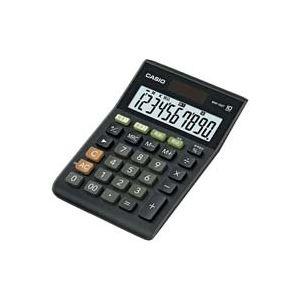(業務用30セット) カシオ CASIO W税率ミニジャスト電卓 MW-100T-BK-N 送料込!