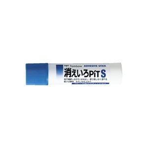 (業務用300セット) トンボ鉛筆 スティックのり消えいろピット PT-TC 送料込!