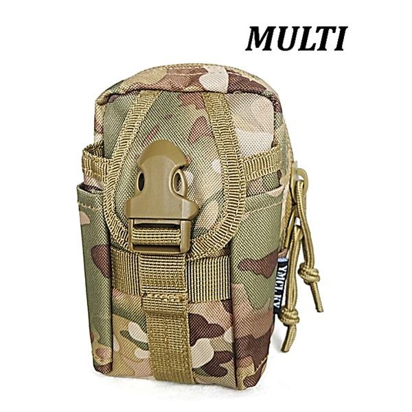 多機能 MO LLEバッグ 対応防水布使用ポーチ BP061YN マルチ