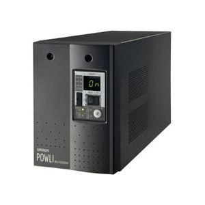 オムロン 無停電電源装置(常時インバータ給電) 1000VA/700W:縦置 BU100SW 送料無料!