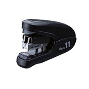 (業務用30セット) マックス ホッチキスバイモ11 HD-11FLK/K 黒 HD90304 送料込!