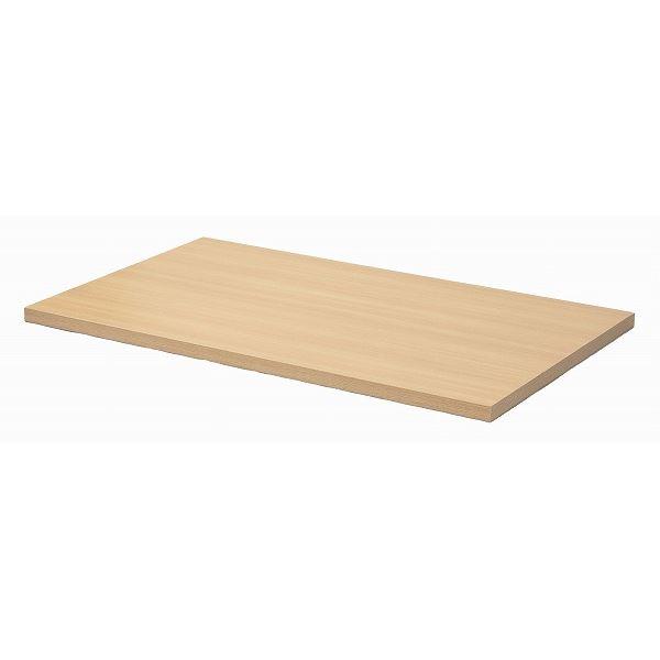 テーブルキッツ テーブル用天板 【Mサイズ ナチュラル】 幅120cm×奥行75cm×高さ3.5cm メラミン製【代引不可】 送料込!