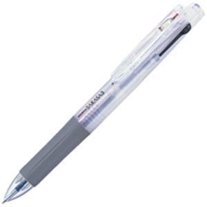 (業務用100セット) ZEBRA ゼブラ 多色ボールペン サラサ3 【0.5mm】 ゲルインク J3J2-W 軸色白 送料込!