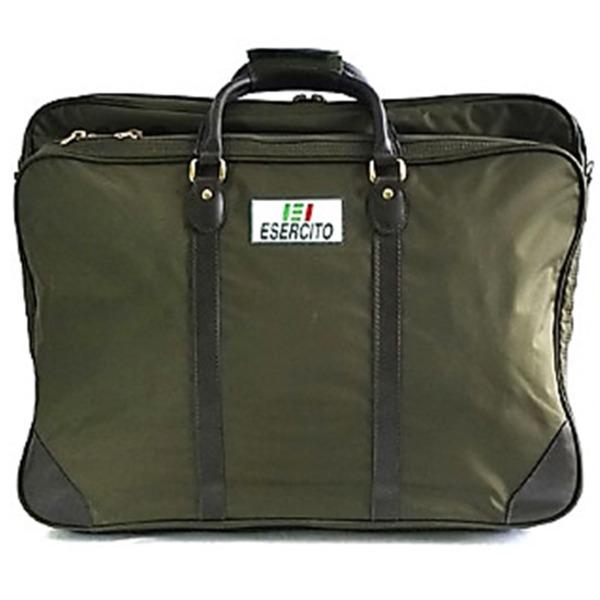 イタリア軍放出オフィサースーツケース未使用デットストック 送料込!