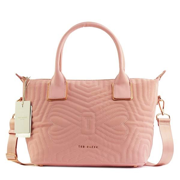 TED BAKER(テッドベーカー) トートバッグ 146177 51 DUSKY PINK 送料無料!