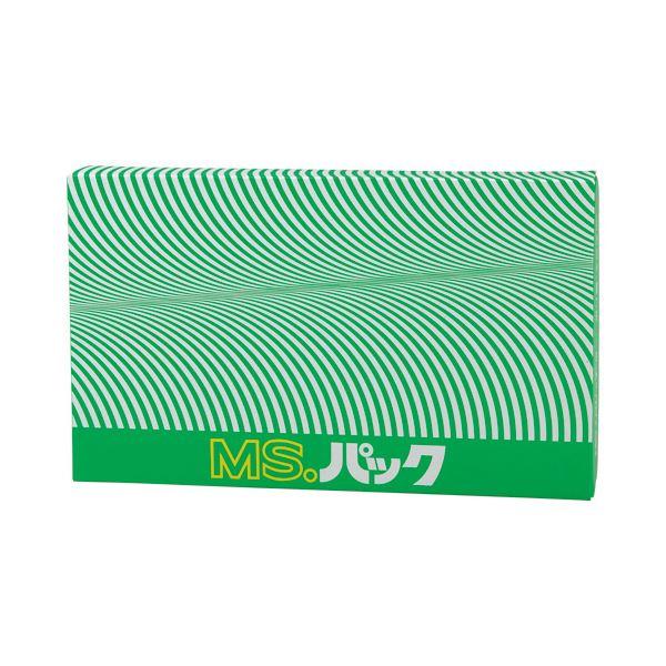 (まとめ)明光商会 シュレッダー用ゴミ袋 MSパック 透明 LLサイズ 1パック(100枚)【×3セット】 送料無料!