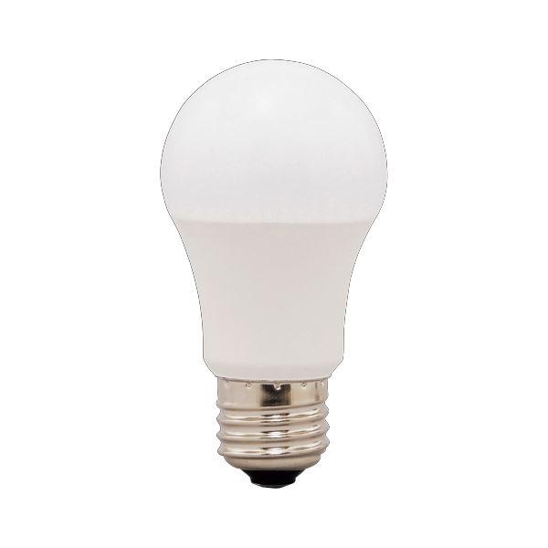 (まとめ)アイリスオーヤマ LED電球40W E26 広配光 昼白色 4個セット【×10セット】 送料込!