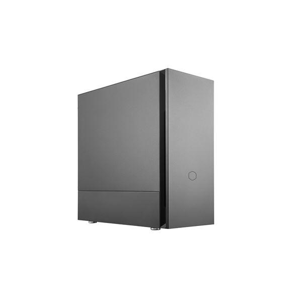 クーラーマスター Silencio S600 (ミドルタワー静音PCケース) 送料込!