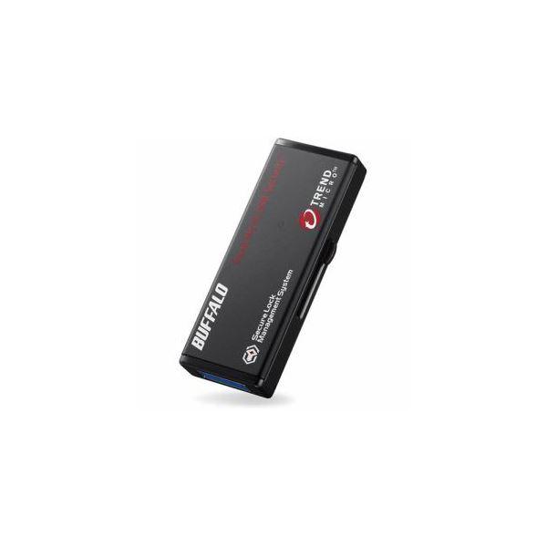 BUFFALO バッファロー USBメモリー USB3.0対応 ウイルスチェックモデル 3年保証モデル 8GB RUF3-HS8GTV3 送料無料!