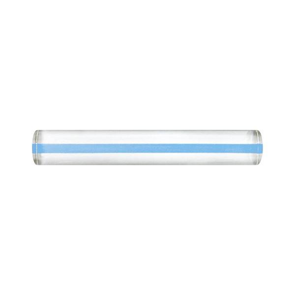 (まとめ) 共栄プラスチック カラーバールーペ15cm ブルー【×20セット】 送料無料!
