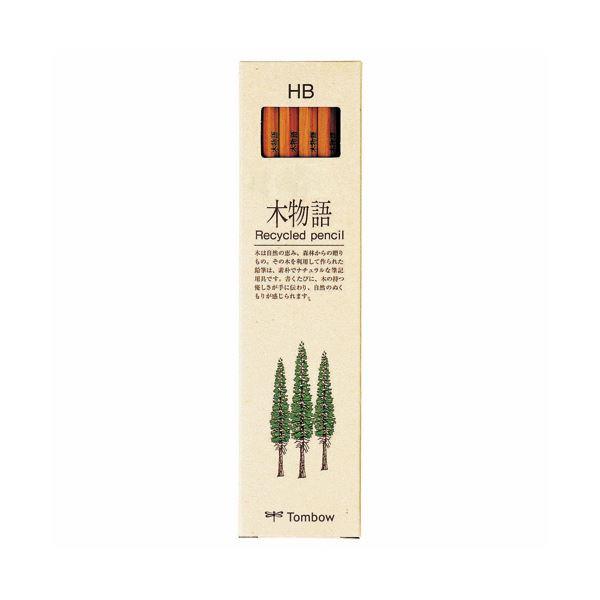 (まとめ) トンボ鉛筆 エコ鉛筆木物語 HBLA-KEAHB 1ダース(12本) 【×30セット】 送料無料!