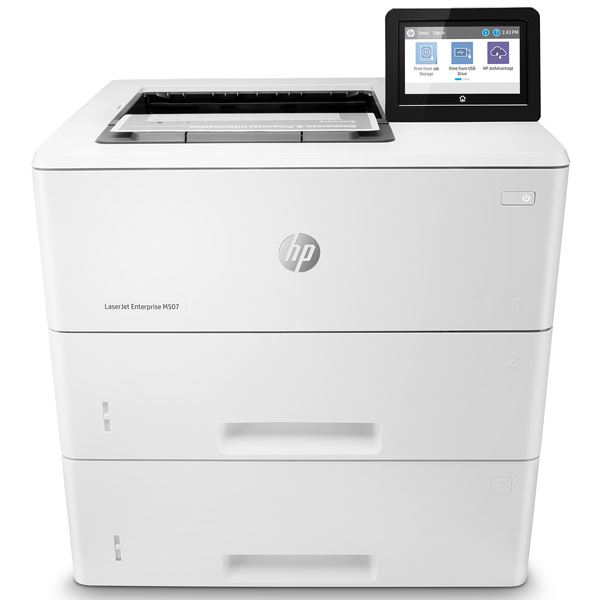 HP(Inc.) HP LaserJet Enterprise M507x 送料込!