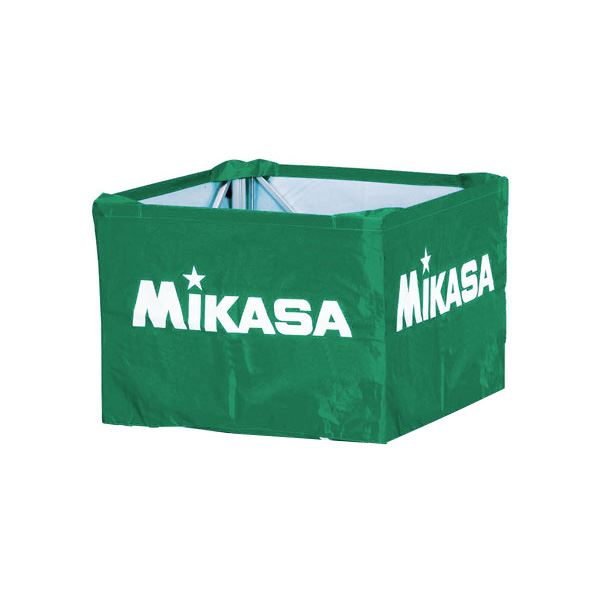 MIKASA(ミカサ)器具 ボールカゴ用(箱型・大、箱型・中、屋外用) 幕体のみ グリーン 【BCMSPHS】 送料込!