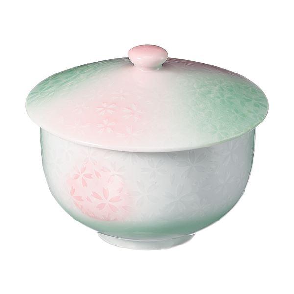 (まとめ) いちがま 平安桜蓋付煎茶 1セット(5客) 【×5セット】 送料無料!