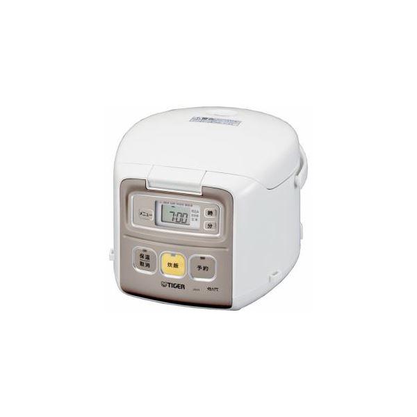 タイガー マイコン炊飯器 「炊きたて ミニ」 3.0合 ホワイト JAI-R551-W 送料無料!