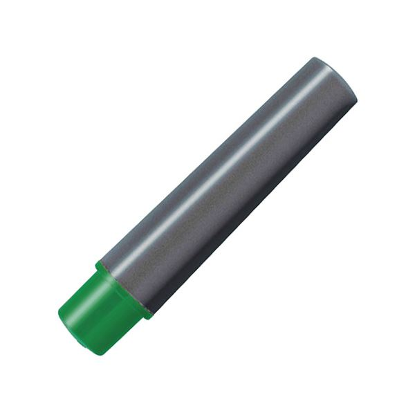 (まとめ) ゼブラ 水性マーカー紙用マッキー極細用インクカートリッジ 緑 RWYTS5-G 1パック(2本) 【×100セット】 送料無料!