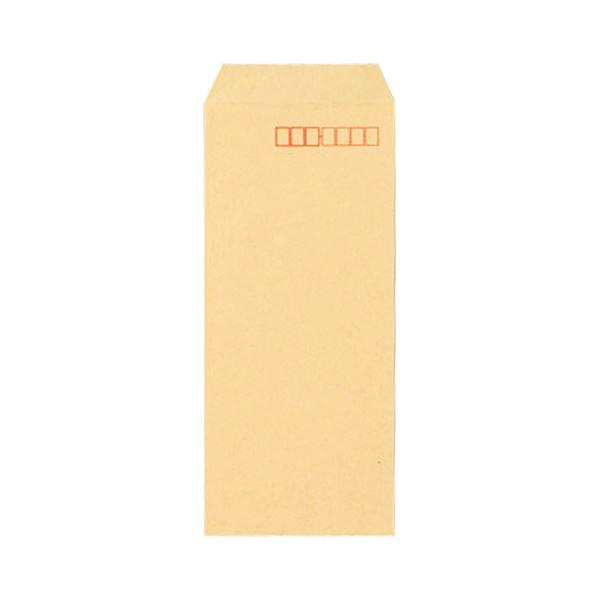 寿堂 【×10セット】 580 70g/m2 長4 業務用パック 送料無料! (まとめ) 〒枠あり FSCクラフト封筒 1箱(1000枚)