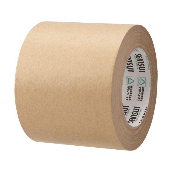(まとめ) 積水化学 クラフトテープ 100mm×50m K50SX06 1巻 【×30セット】 送料無料!