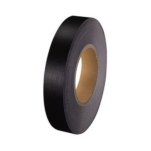 送料無料! 25mm×50m 製本テープ(業務用)ペーパークロスタイプ (まとめ)コクヨ 黒 1巻【×5セット】 T-K425ND