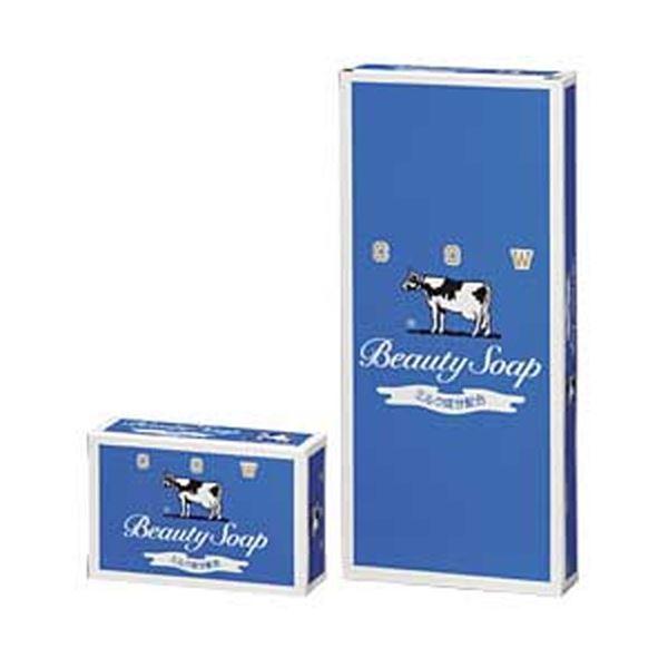 まとめ買い特価! 【送料無料】 牛乳石鹸 85G×3個パック×48点セット ( 4901525117036 ) ケース販売 牛乳石鹸 青箱