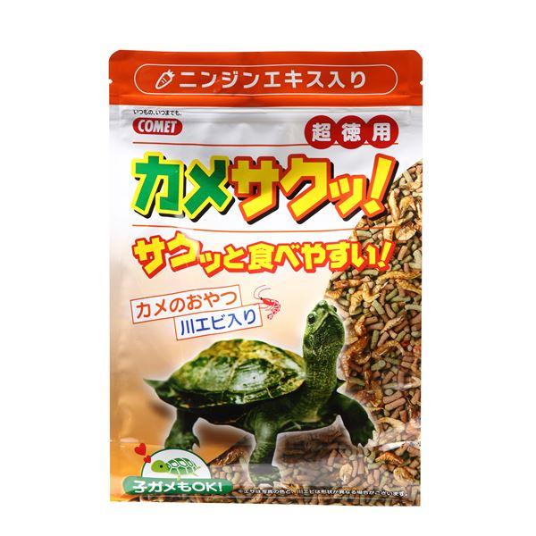 (まとめ)コメット カメサクッ!超徳用 300g (ペット用品)【×40セット】 送料込!