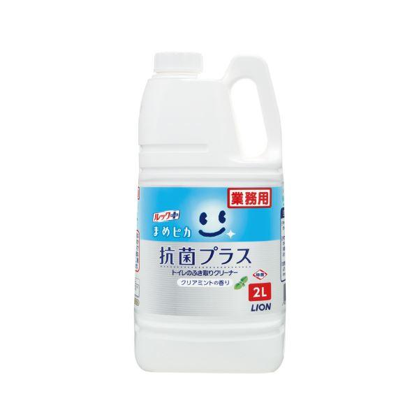 (まとめ)ライオン ルック まめピカ抗菌プラス 業務用 2L【×10セット】 送料込!