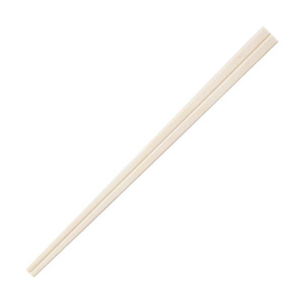 (まとめ) きんだい アスペン 元禄裸箸 1セット(500膳:100膳×5パック) 【×10セット】 送料無料!