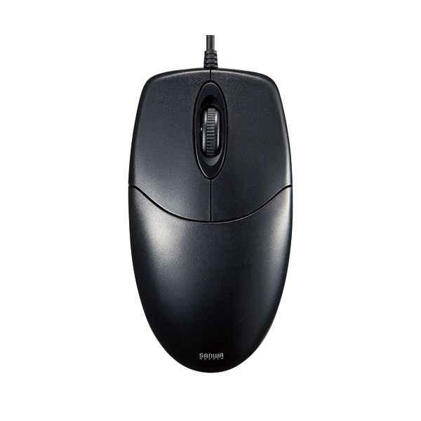 (まとめ) サンワサプライ 静音防水マウス ブラックMA-IR131BS 1個 【×5セット】 送料無料!