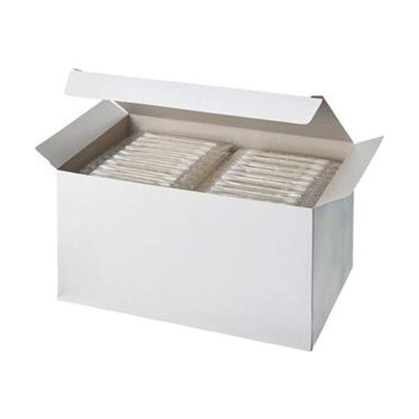 (まとめ)サンリツ 紙軸綿棒 個包装10連 1パック(1000本)【×5セット】 送料無料!