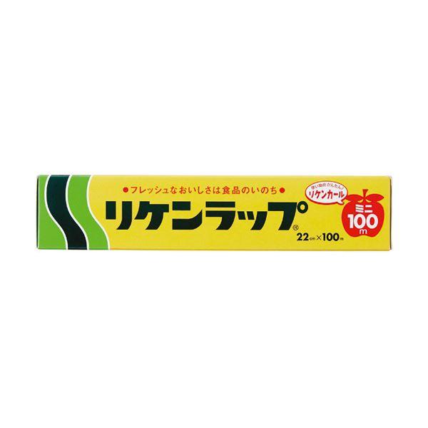 リケンファブロ 業務用リケンラップ 22cm×100m 1セット(30本) 送料無料!