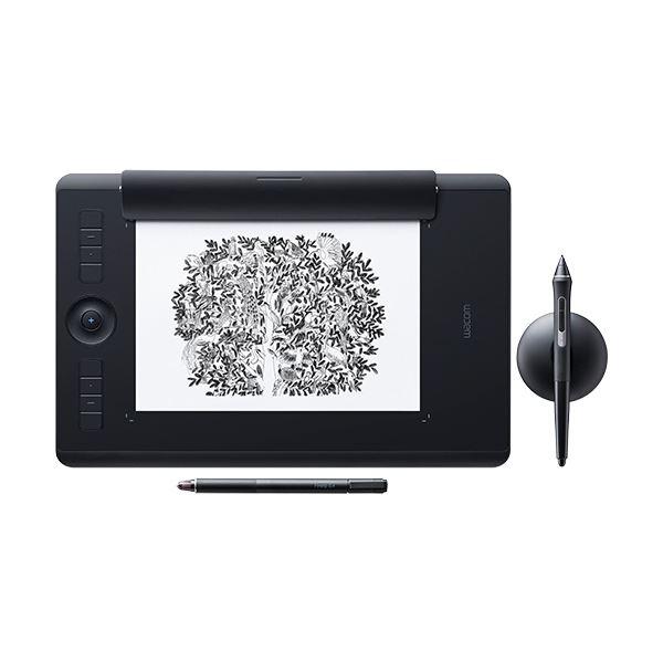 ワコム Intuos Pro PaperEdition Medium PTH-660/K1 1台 送料無料!