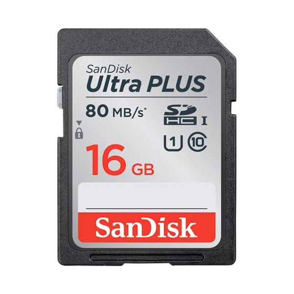 (まとめ) サンディスク SDカード 16GB SDSDUSC-016G-JNJIN【×3セット】 送料無料!