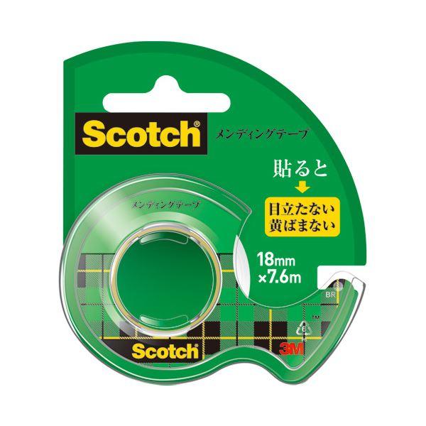 (まとめ)スリーエム ジャパン メンディングテープ CM-18 18mm×7.6m【×200セット】 送料込!