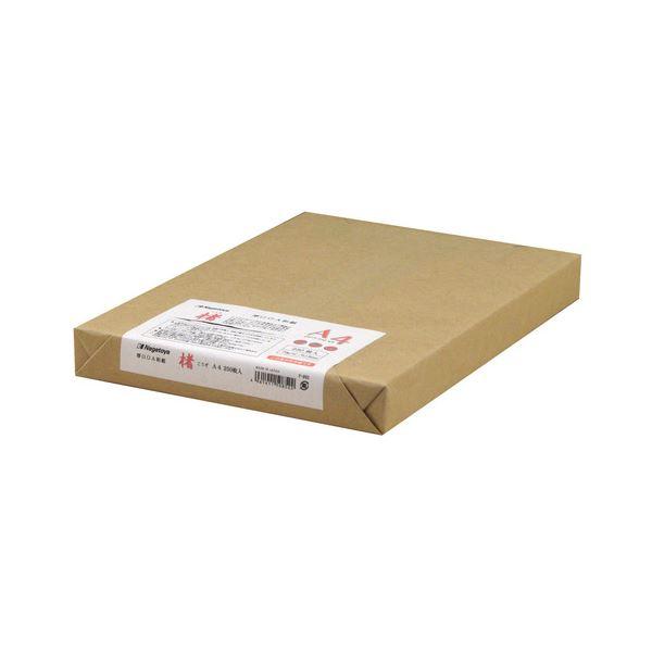 (まとめ) 長門屋商店 マルチOA和紙 楮入奉書 白 A4 ナ-852 1冊(250枚) 【×5セット】 送料無料!