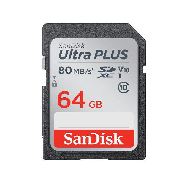 サンディスク SDXCカード 64GB SDSDUWC-064G-JNJIN 送料無料!