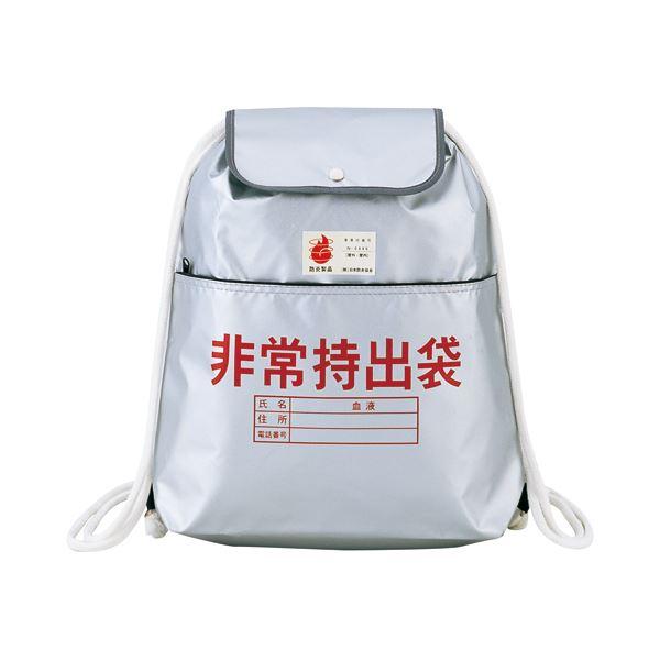 大明商事 非常持ち出し袋 380×400mm 1個 【×10セット】 送料無料!