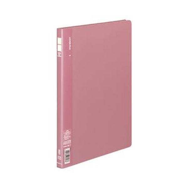 (まとめ)コクヨ レバーファイル(MZ)A4タテ100枚収容 背幅19mm ピンク フ-F320P 1セット(10冊)【×3セット】 送料無料!
