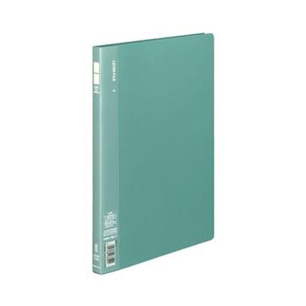 (まとめ)コクヨ レバーファイル(MZ)A4タテ100枚収容 背幅19mm 緑 フ-F320G 1セット(10冊)【×3セット】 送料無料!