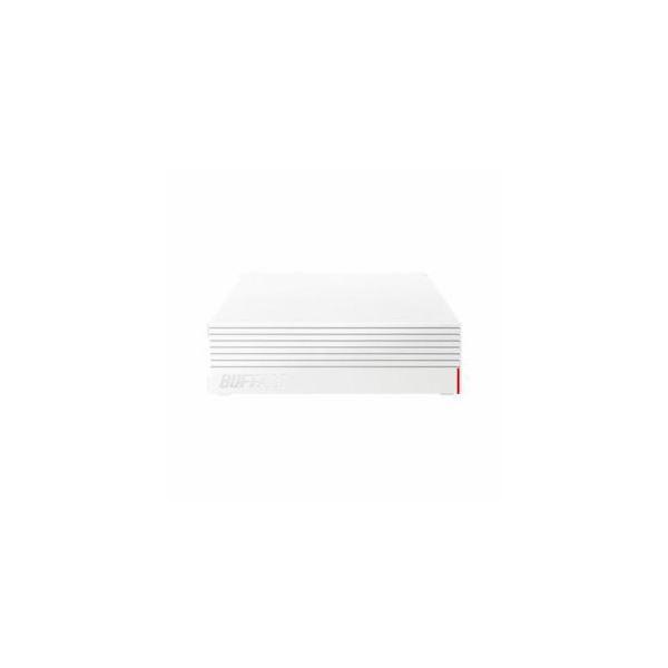 BUFFALO USB3.1(Gen1)/USB3.0用 外付けHDD 1TB ホワイト HD-LDS1.0U3-WA 送料無料!