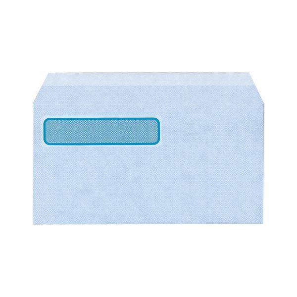 (まとめ)PCA 単票給与明細書用窓付封筒B 218×113mm テープ付 PA1117F 1箱(500枚)【×3セット】 送料無料!
