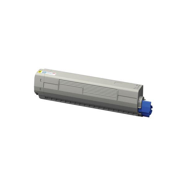 沖データ 小容量トナーカートリッジ イエロー TNR-C3LY3 1個 送料無料!