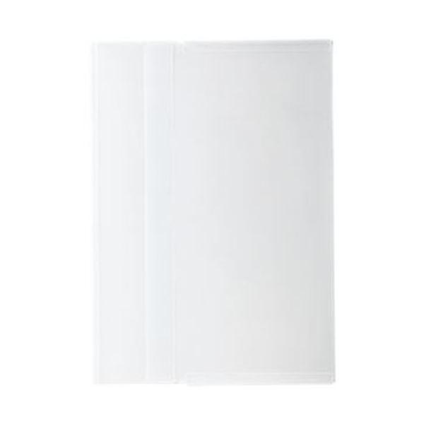 (まとめ)リヒトラブ ワンタッチホルダー A4乳白 F-3445-1 1パック(4枚)【×50セット】 送料無料!