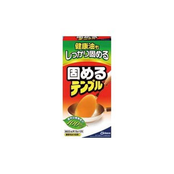 (まとめ)ジョンソン 固めるテンプル 18g/包 1箱(5包)【×50セット】 送料無料!