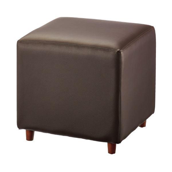 ブロックソファ スクエア 特価 ブラウン 購入 HPF0406-005BR