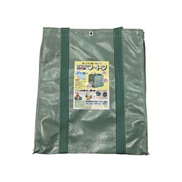 (まとめ)ユタカメイク 収集袋 ワンダーフートン63×63×75mm 300L W-12 1個【×3セット】 送料無料!