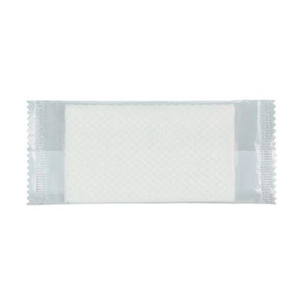 (まとめ)TANOSEE 紙エンボスおしぼりエコノミー 平型ミニ 1セット(250枚:50枚×5パック)【×20セット】 送料無料!