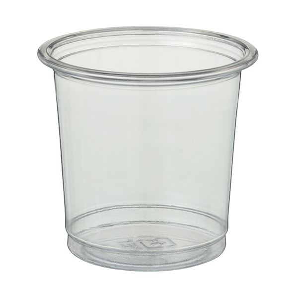 サンナップ 2オンス PETカップ 60ml DAC-02PET 1セット(3000個:100個×30パック) 送料無料!
