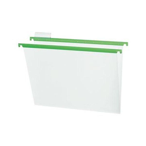 (まとめ)コクヨ ハンギングフォルダーPP(カラー)A4 緑 A4-HFPN-G 1セット(10冊)【×5セット】 送料無料!